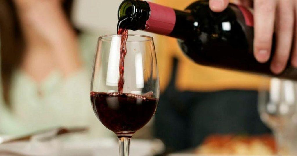 Изжога от вина почему
