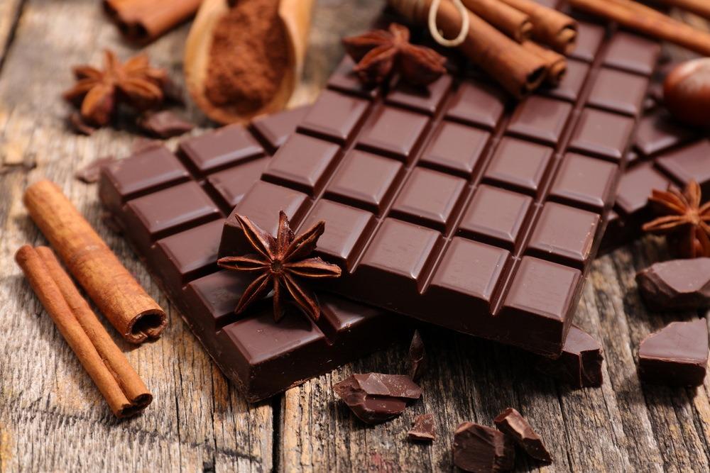 Марки горького и молочного шоколада без пальмового масла